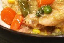 Crock Pot Healthy Meals / by Lisa Vineyard