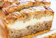Breads, Sweet n Hearty / by Lisa Vineyard