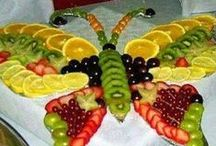 Decorative Fruit and Foods / by Lisa Vineyard