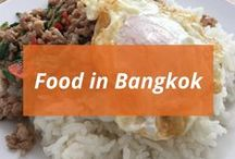Food in Bangkok / Heaven for foodies who love great food, good taste and best price :)