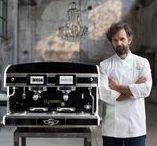 Chef Cracco / Top Chef Carlo Cracco chooses Wega Coffee Machines for his Milan restaurants!