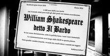 Funeral party / in occasione dei 400 anni dalla morte di Shakespeare un reading per ricordarlo.  Desio 05-05-2016