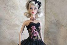 BARBIE  DOLLS / Beautiful Barbie dolls with amazing clothes