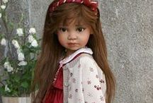 ANGELA  SUTTER  DOLLS / Beautiful dolls by doll artist Angela Sutter