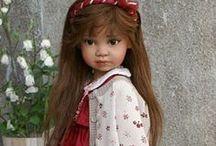 ANGELA  SUTTER  DOLLS / Beautiful dolls by doll artist Angela Sutter