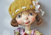 CONNIE  LOWE  DOLLS / Beautiful and amazing dolls by doll artist Connie Lowe