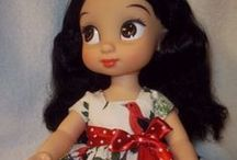 DISNEY  ANIMATOR  DOLLS / Real Cute Disney Animator dolls