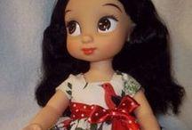 DISNEY  ANIMATOR  DOLLS / Real Cute Disney Animator dolls