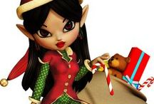 COOKIE  DOLLS / Cute Poser Tube - Cookie dolls