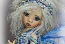 MARTHA  BOERS  DOLLS / Beautiful dolls by doll artist Martha Boers