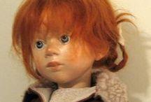 EVA  BEYTRA  DOLLS / Beautiful dolls by doll artist Eva Beytra