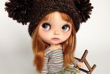 BLYTHE  DOLLS / Beautiful and cute dolls by doll artist Blythe