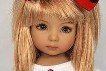 DIANNA  EFFNER  DOLLS / Beautiful dolls by doll artist Dianna Effner