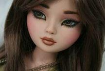 ELLOWYNE  WILDE  DOLLS / Beautiful dolls with beautiful clothes by doll artist Ellowyne Wilde