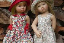 KIDZ  N  CATS  DOLLS / Beautiful Kidz nCats dolls by doll artist Sonja Hartman