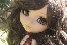 PULLIP  DOLLS / Beautiful Pullip dolls