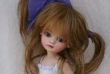 LORELLA  FALCONI  DOLLS / Beautiful dolls by doll artist Lorella Falconi