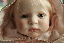 JEANNE  GROSS  DOLLS / Beautiful dolls by doll artist Jeanne Gross