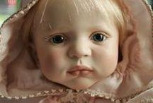 JEANNE  GROSS  DOLLS / Beautiful dolls by doll artist Jeanne Gross