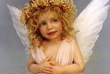 DIANE  KEELER  DOLLS / Beautiful dolls by doll artist Diane Keeler
