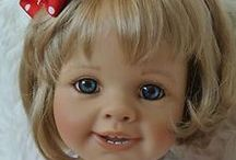 MONIKA  PETER  LEICHT  DOLLS / Beautiful dolls by doll artist Monika Peter Leicht