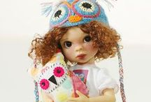 KIM  LASHER  DOLLS / Beautiful dolls by doll artist Kim Lasher
