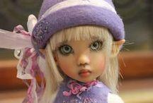 KAYE  WIGGS  DOLLS / Most beautiful dolls by the amazing doll artist Kaye Wiggs