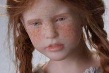 LAURA  SCATTOLINI  DOLLS / Beautiful dolls by doll artist Laura Scattolini