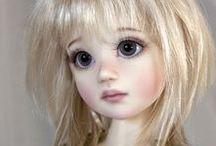 LIZ  FROST  DOLLS / Very beautiful dolls by doll artist Liz Frost