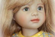 HEIDI  PLUSCZOK  DOLLS / Beautiful dolls by doll artist Heidi Plusczok
