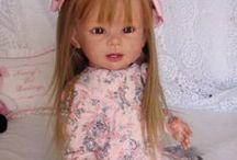 LINDA  MURRAY  DOLLS / Beautiful dolls by doll artist Linda Murray