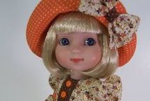 PATSY  &  ANN  ESTELLE  TONNER  DOLLS / Beautiful and cute Patsy and Ann Estelle Tonner dolls