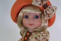 PATSY  &  ANN  ESTELLE  TONNER  DOLLS / Beautiful and cute Patsy and Ann Estelle Tonner dolls