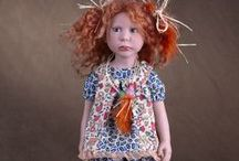 ZWERGNASE  DOLLS / Beautiful dolls by doll artist Zwergnase