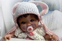 POLYMER  CLAY  BABY  DOLLS / Beautiful Polymer clay baby dolls