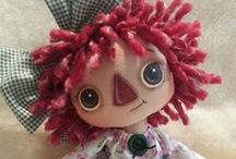 RAG  DOLLS / Beautiful and cute Rag dolls