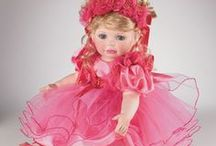 MARIE  OSMOND  DOLLS / Beautiful dolls by doll artist Marie Osmond