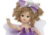 MADAME  ALEXANDER  DOLLS / Beautiful vintage dolls by doll artist Madame Alexander