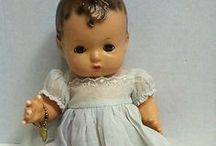 ANTIQUE  DOLLS / Beautiful Vintage and Antique doll by different doll artists