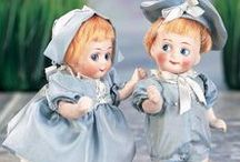 ANTIQUE  GERMAN  DOLLS / Beautiful German Antique and Vintage dolls by different doll artists