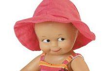 KEWPIE  DOLLS / Real cute little kewpie dolls