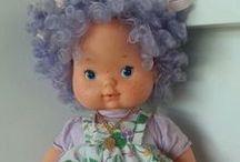 STRAWBERR Y SHORT CAKE  DOLLS / Adorable Strawberry short cake dolls