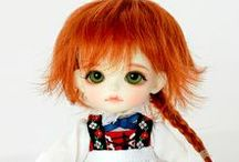 LATI  DOLLS / Very cute and beautiful little Lati dolls