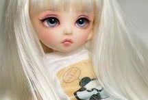 PUKIFEE  DOLLS / Cute little Puki Fee dolls