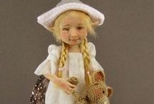 ART  DOLLS / Beautiful and amazing doll art  by different doll artists