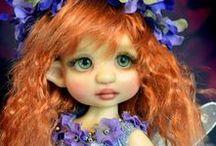 TRACY  PROMBER  DOLLS / Beautiful dolls by doll artist Tracy Promber