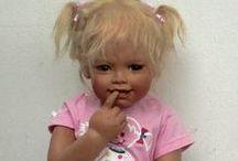 SUSAN  LIPPI  DOLLS / Beautiful dolls by doll artist Susan Lippi
