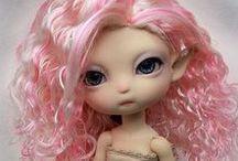 MISS  FILIA  MOON  DOLLS / Beautiful Miss Filia Moon dolls