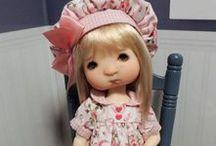 THE  RESIN  CAFE  DOLLS / Beautiful dolls by The Resin Café for different doll artists