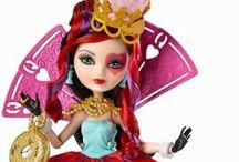 EVER  AFTER  HIGH  DOLLS / Cute Ever after high dolls